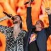 Jova, Eros e Senese… e il San Paolo canta Pino Daniele