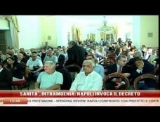 Sanità, rivoluzione nel sistema intramoenia: Napoli invoca il decreto