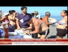 """Portici a… """"5 Stelle"""", i grillini sfidano la vecchia politica: """"Insieme per decidere, insieme per cambiare"""""""