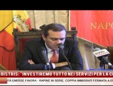 """Comune di Napoli in dissesto, De Magistris: """"La Corte dei Conti si sbaglia, lo dimostreremo"""""""
