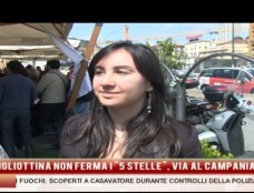 """La """"ghigliottina"""" non ferma i 5 Stelle, al via il Campania tour"""