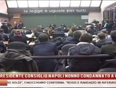 """Marco Nonno condannato a 8 anni e mezzo per la guerriglia di Pianura. Il vicepresidente del consiglio comunale di Napoli: """"Mi dimetto solo se lo fa anche Sodano"""""""