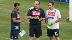 Il Napoli riprende a lavorare a Castelvolturno in vista del ritiro a Dimaro