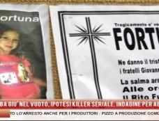 Giù nel vuoto a sei anni al parco Verde, indagine per omicidio e abusi sessuali sulla morte della piccola Fortuna