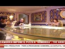 """La camorra chiede il pizzo a Gomorra per il fitto della casa di """"don Pietro Savastano"""". Indagati anche i dirigenti della casa produttrice"""