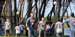 Il Napoli vuole continuare a vincere