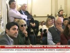 """Cronisti in difesa dell'ambiente, terza edizione del premio """"Francesco Landolfo"""""""