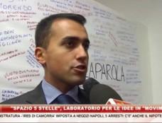 """""""Spazio a Cinque Stelle"""", laboratorio per le idee in """"Movimento"""""""
