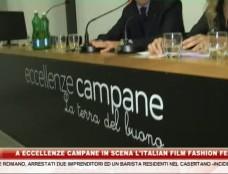 A Eccellenze Campane in scena l'Italia film fashion festival
