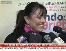 """""""Un Mondo di Solidarieta'"""", galà di beneficenza al Teatro Mediterraneo"""