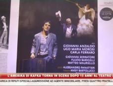 L'Amerika di Kafka torna in scena dopo 15 anni al Teatro Nuovo