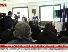 Patto politica-Casalesi per la pilotare gli appalti all'ospedale di Caserta. Dall'indagine spuntano i nomi di Cosentino, Alemanno e Mastella