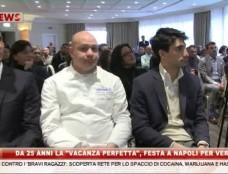"""Da 25 anni la """"vacanza perfetta"""", festa a Napoli per Veratour"""