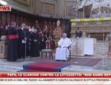 """L'assalto"""" delle suore di clausura al Papa, le clarisse alla Littizzetto: """"Se avessimo voluto, avremmo scelto altri uomini"""""""