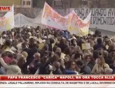 """Papa Francesco """"carica"""" Napoli, ma ora tocca alla città"""
