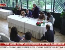 """""""Una lunga notte"""", De Giovanni e D'Antonio raccontano Napoli"""